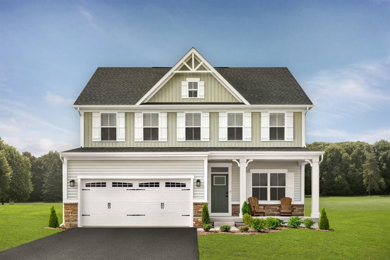 WELCOME TO THE ENCLAVE AT MARTINSBURG LAKES SINGLE FAMILY HOMES