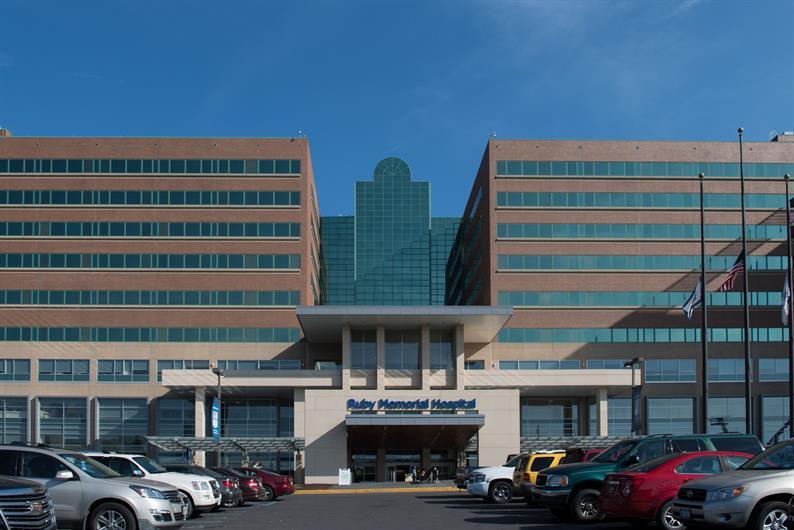 J.W. Ruby Memorial Hospital