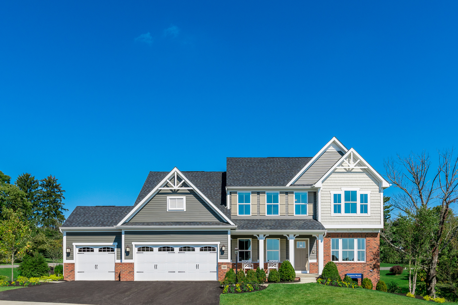 New construction single family homes for sale ravenna for Home builders western pa