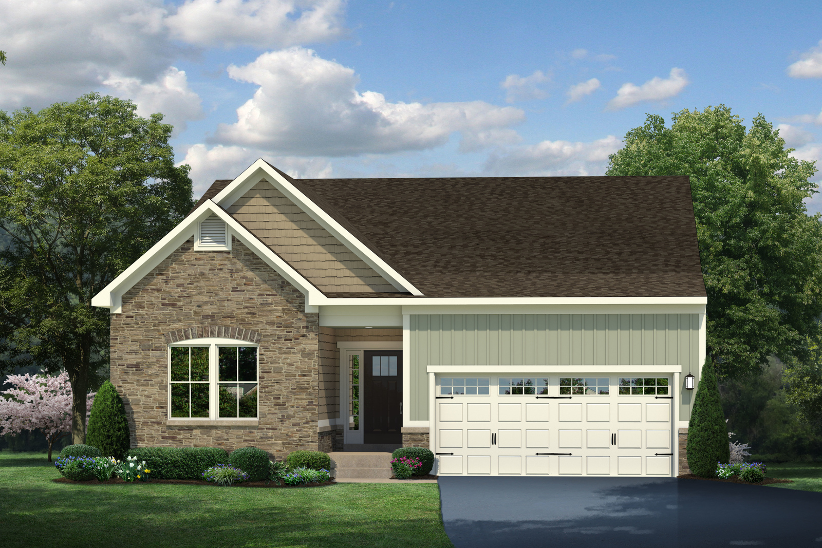 Ryan Homes Floor Plans Ohio: New Pisatorre Home Model For Sale At Kallay Farms In