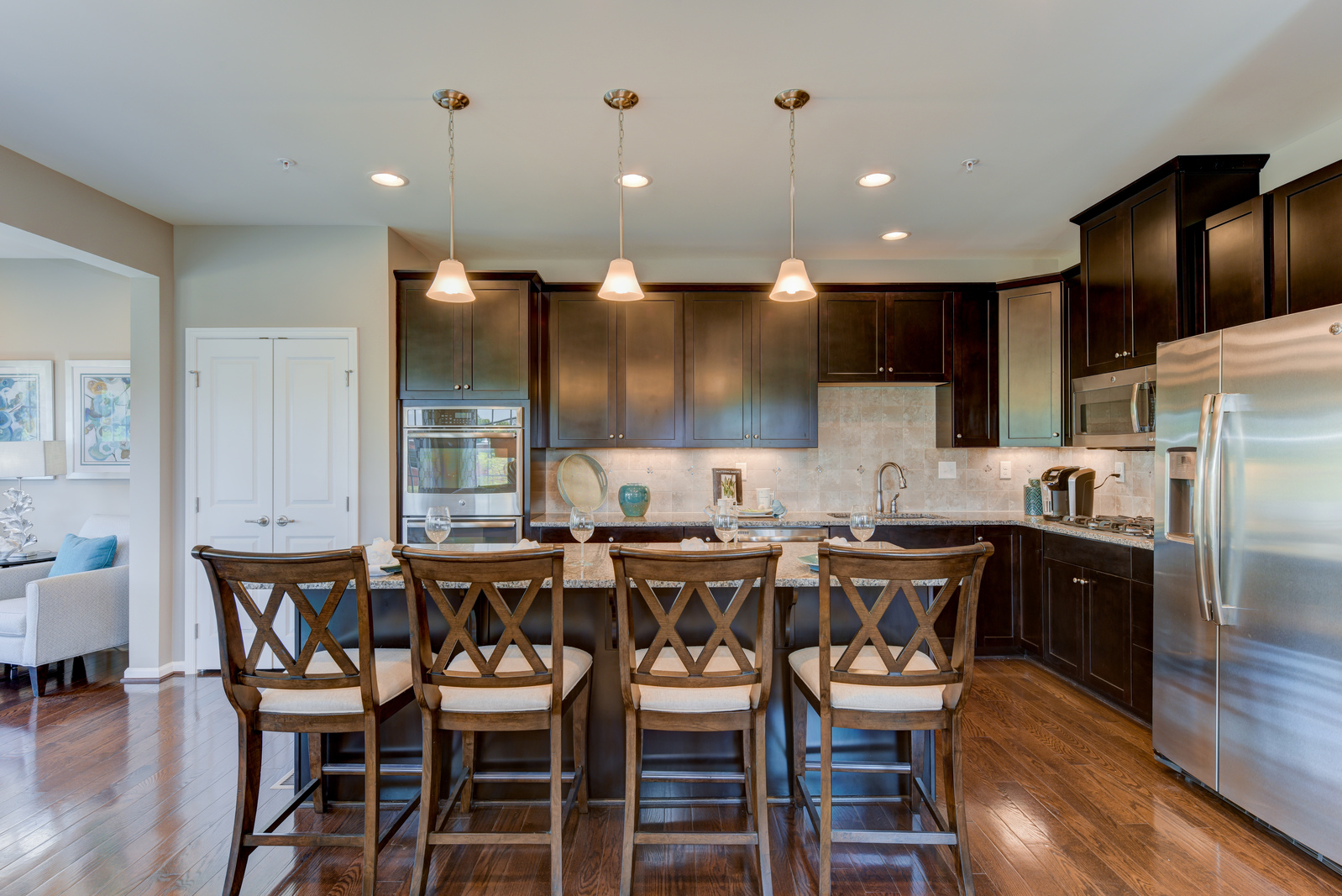 Roxbury at The Preserve at Deep Creek 2-Story Townhomes