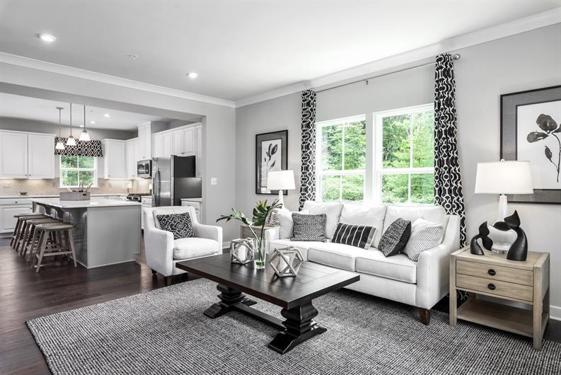 Homes with space to entertain