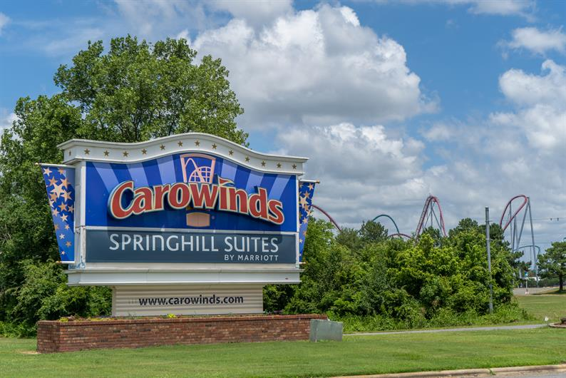 Find Some Thrilling Fun at Carowinds
