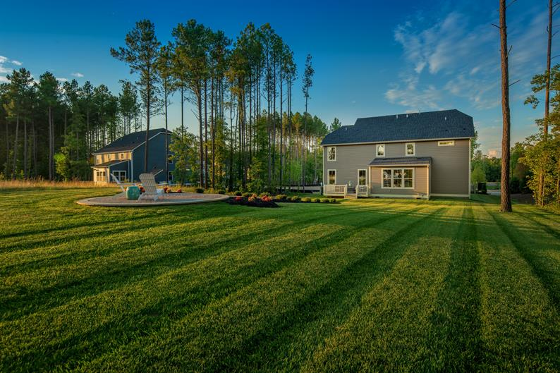 MORE SPACE INSIDE AND OUT WITH HOMESITES OVER 1/3-ACRE IN SIZE