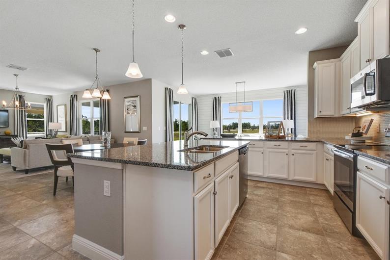 Love your kitchen!