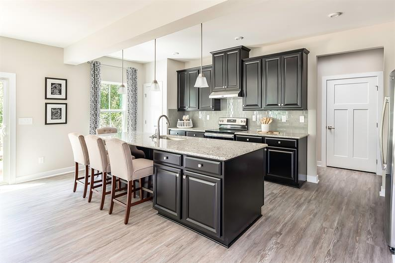 The Family Chef will Love the Spacious Kitchen