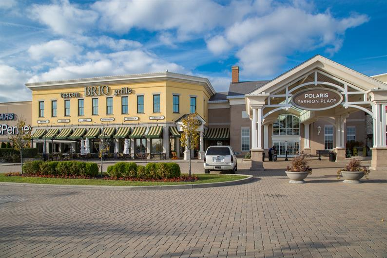 MINUTES FROM POLARIS FOR ALL YOUR SHOPPING & DINING NEEDS