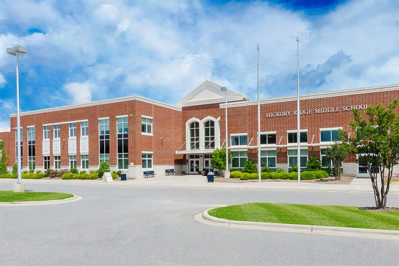 Pick Up and Drop Off is Easy with Hickory Ridge Schools Nearby