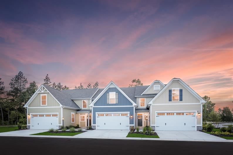 WELCOME TO THE VILLAS AT GUN CREEK