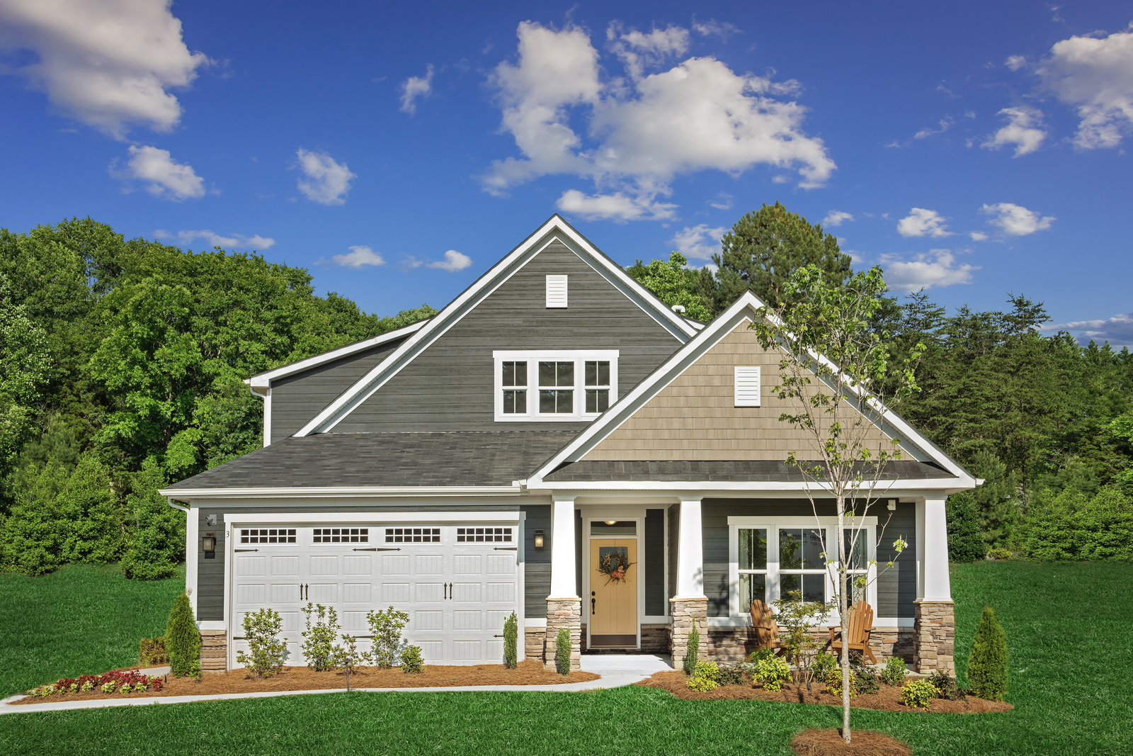 New Homes for sale at Briar Oaks in Simpsonville, SC within