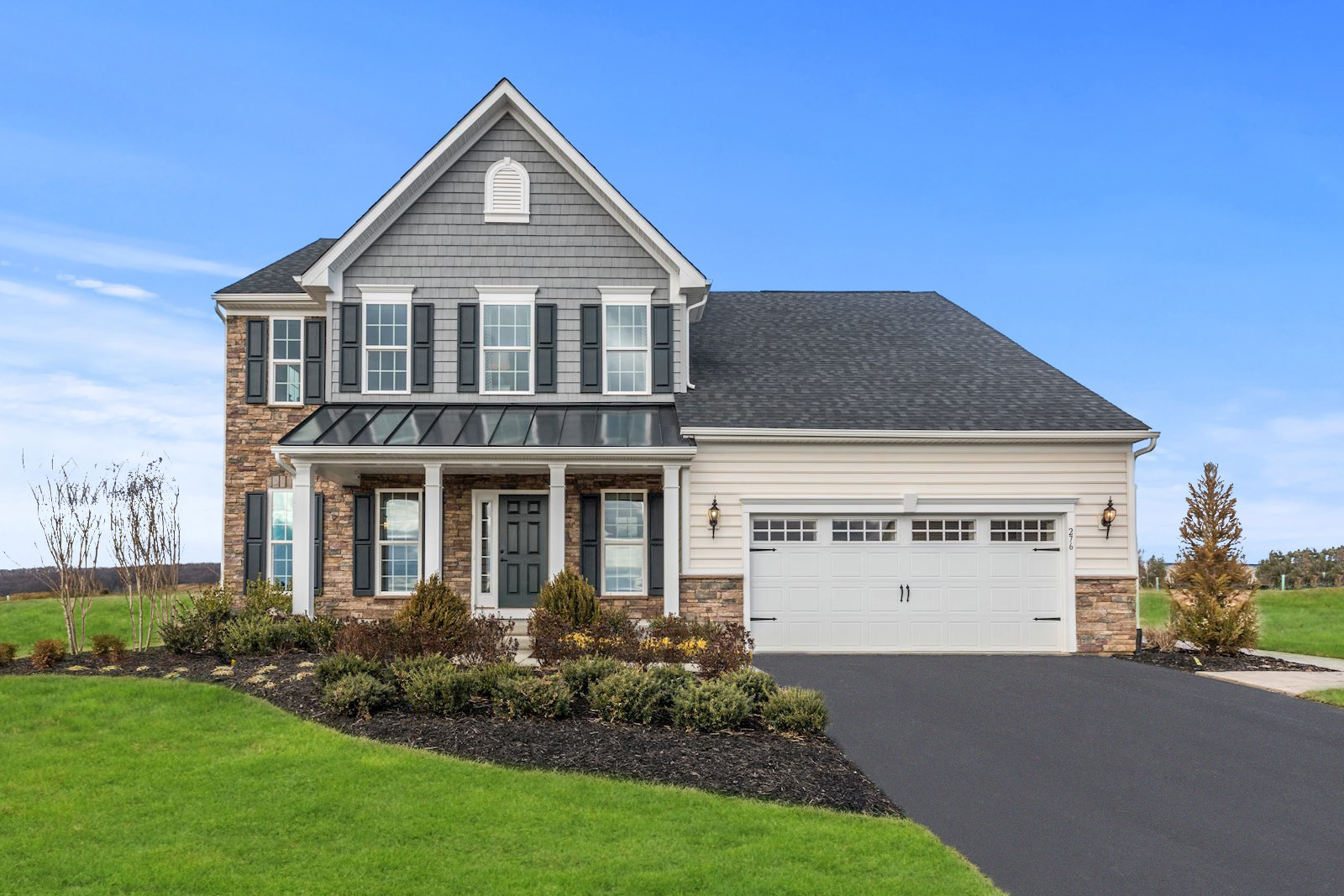 Pick The Details You Love To Smile Every Time You Pull Into The Driveway!  Hurry