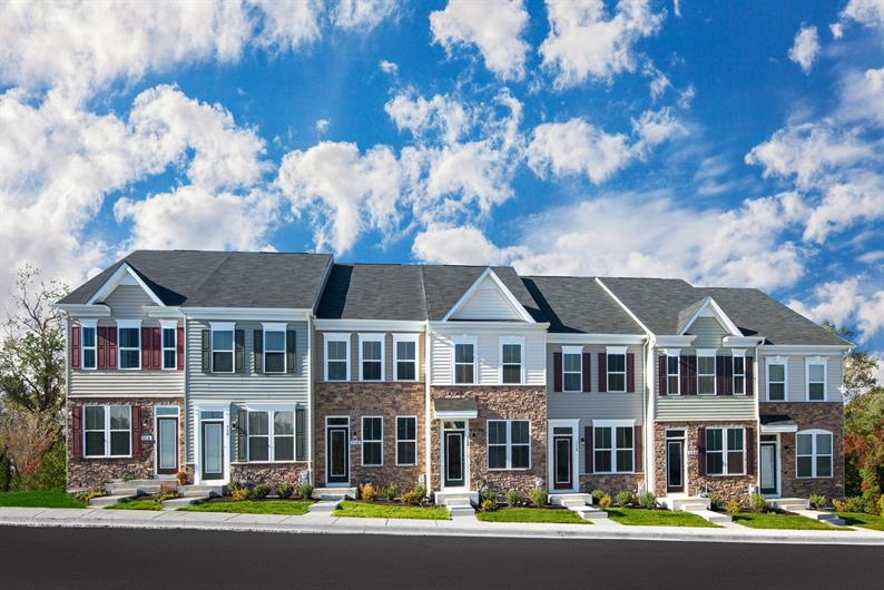 Welcome to Cedar Hill Townhomes