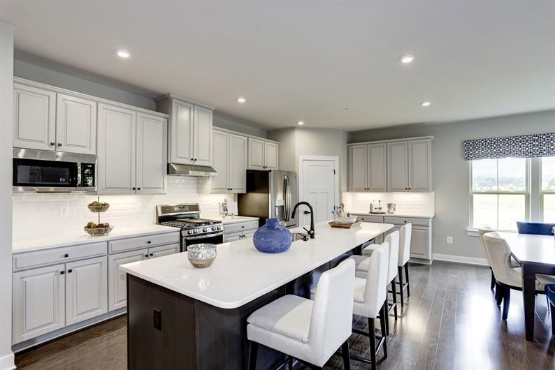 Love this kitchen? Upgrades are included!