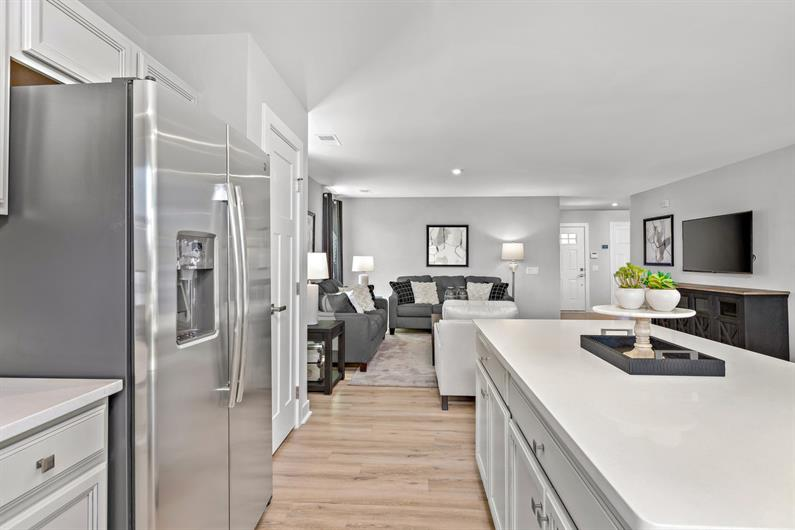 OUR HOMES ARE DESIGNED TO MAKE YOUR LIFE EASIER