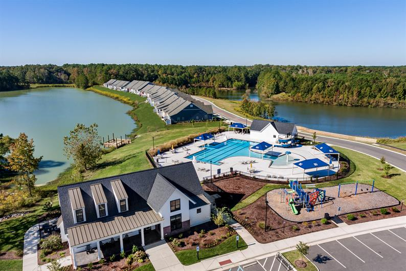2.2 MILLION DOLLAR AMENITIES ON OUR LAKES