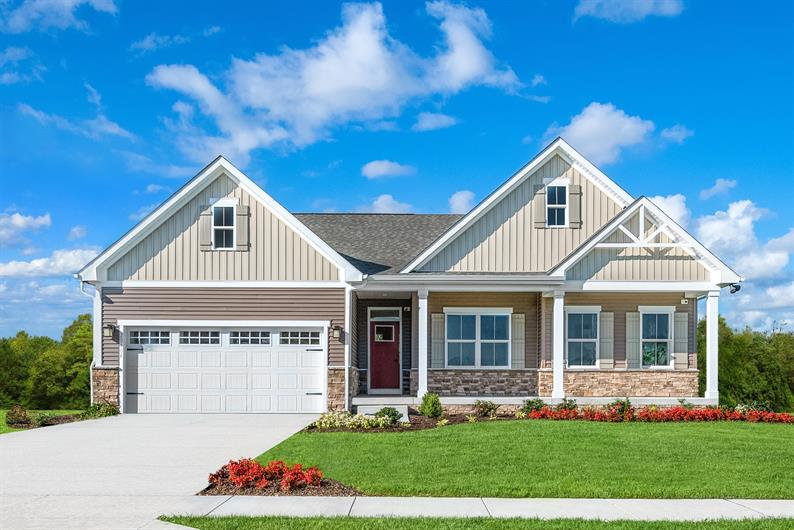1 & 2 STORY HOMES IN A PRIME HUNTERSVILLE LOCATION