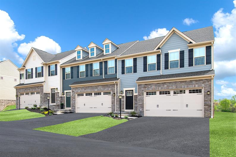 Welcome home to The Townhomes at Blackthorne Estates