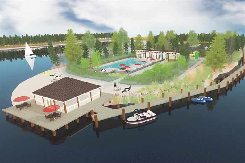More Amenities to Come this Summer