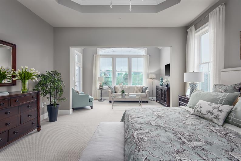 Generous Owner's Suites