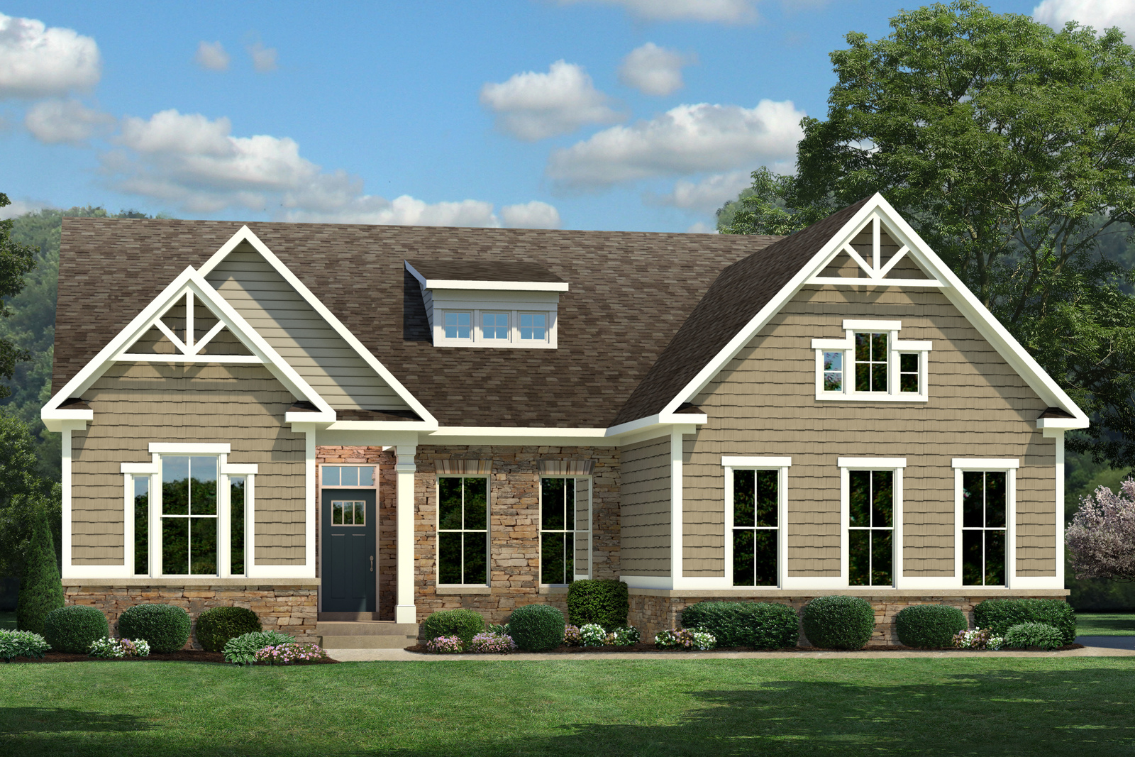 Join the VIP list to receive all the updates on one-level living at Laurel Grove in Pine Township!
