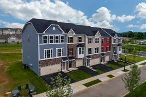 New Schubert Townhome Model for sale at Wheatland Station in – Ryan Homes Schubert Floor Plan