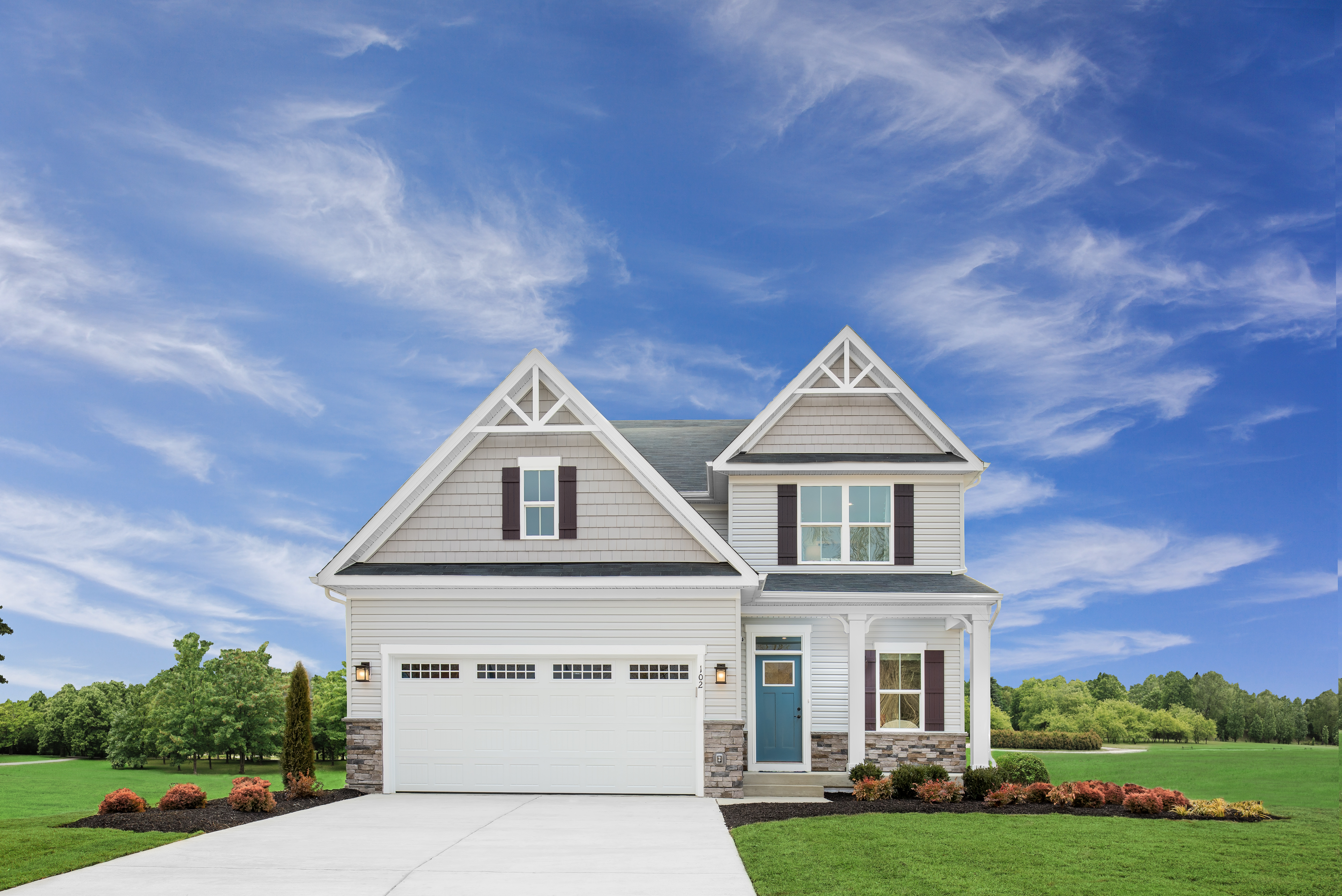 New Homes For Sale At Gates Village In Olmsted Township Oh Within