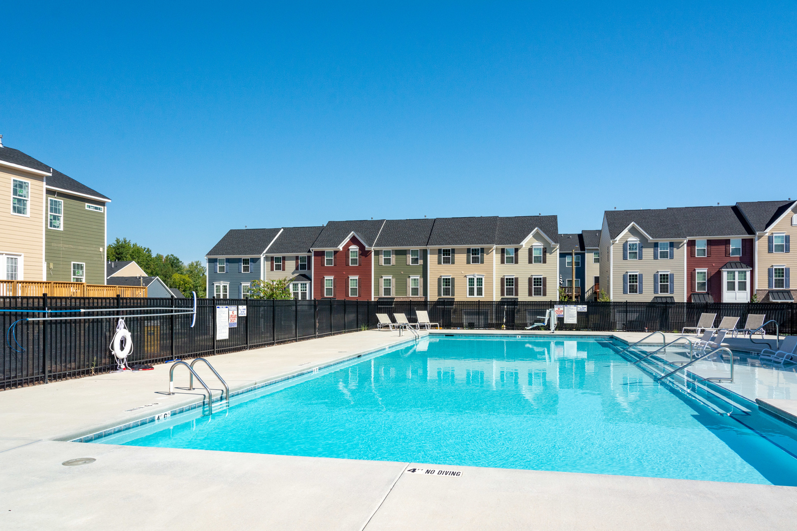 New Homes for sale at West Brier Townes At Alexander Park in Durham