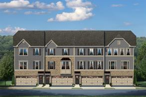 Schubert 3-Story Front Garage Model