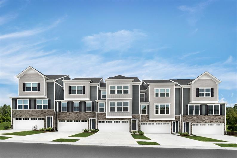 NEW TOWNHOMES WITH COX MILL SCHOOLS FROM THE LOW $400s