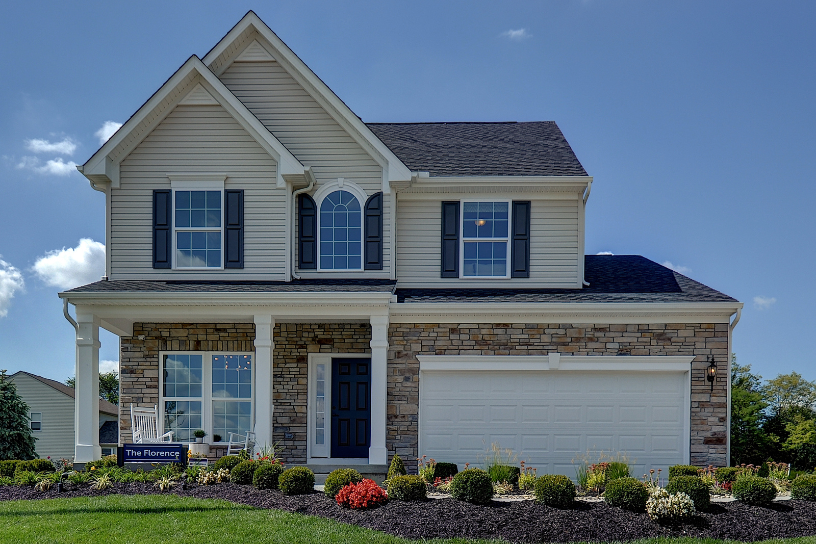 New Homes For Sale At Oakdale In North Chesterfield Va Within The