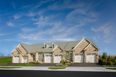 55+ Active Adult Villas at Boxwood