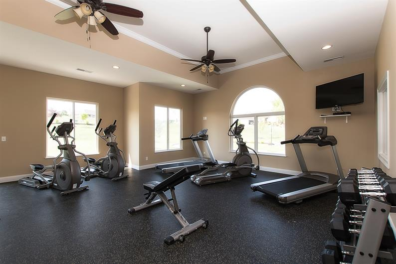 Enjoy a happy and healthy lifestyle with your community gym
