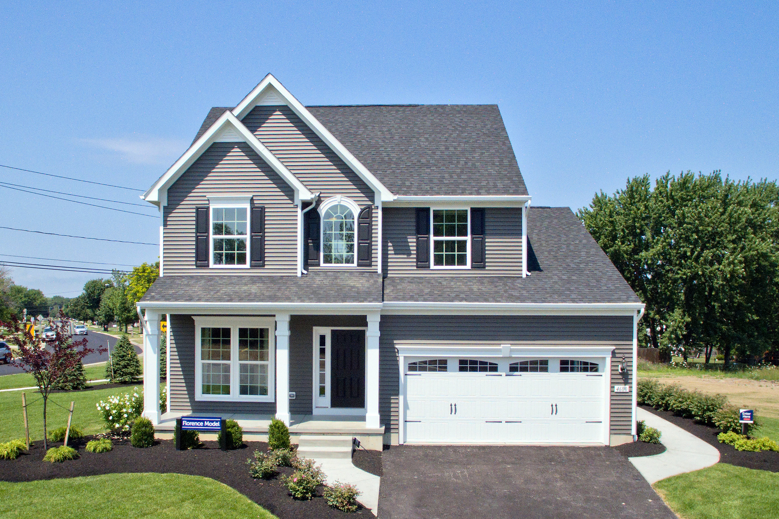 New homes for sale at sherwood meadows in hamburg ny for Find builders