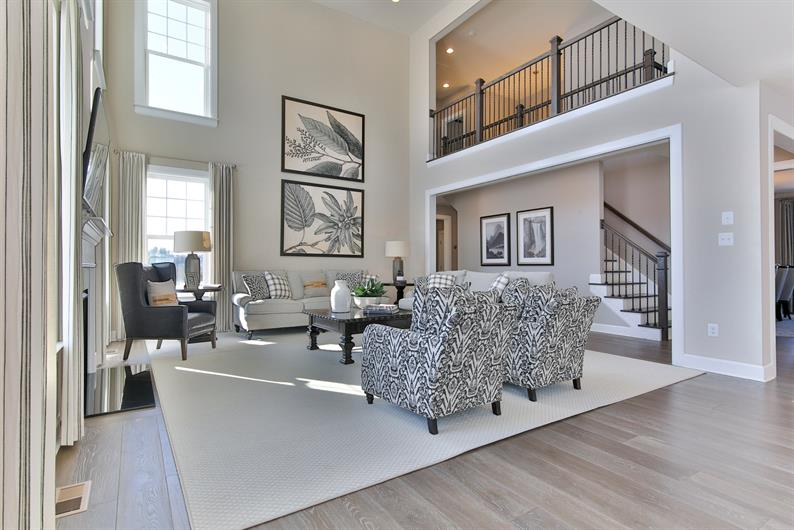 Two-Story Great Rooms