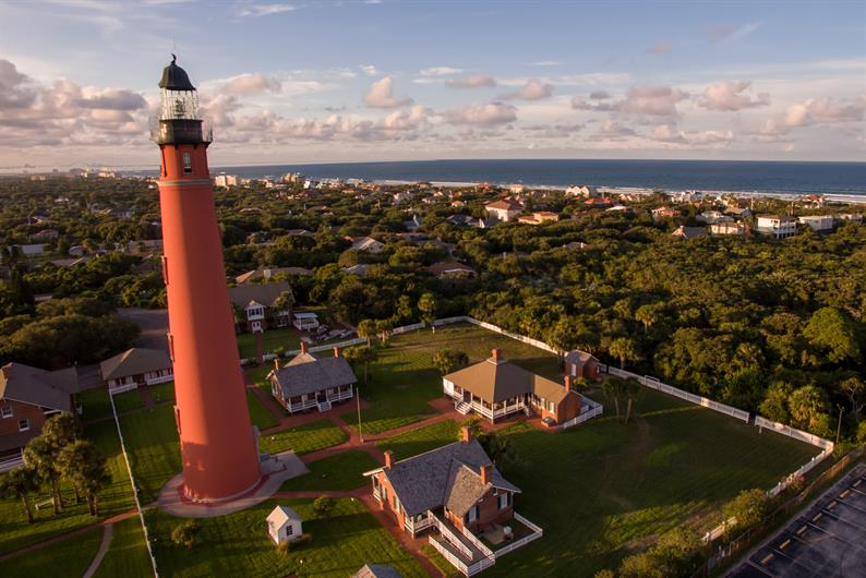 Spend the day climbing to new heights at Ponce de Leon Inlet Lighthouse & Museum