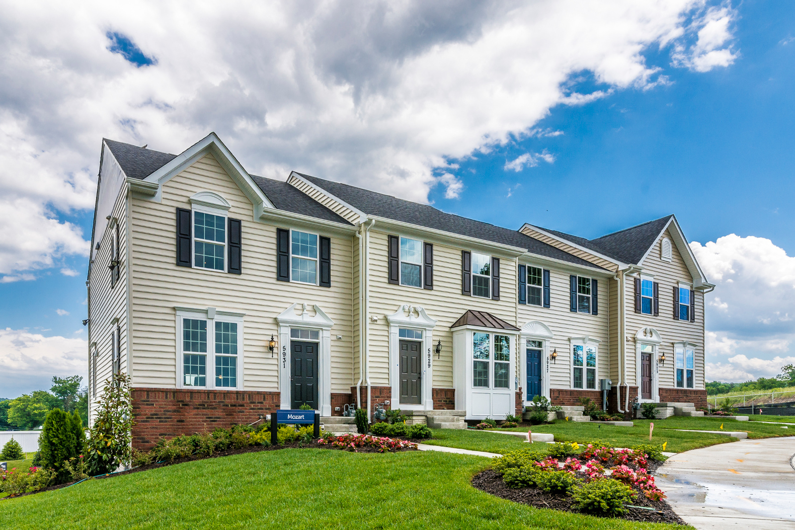 Holly Ridge Townhomes