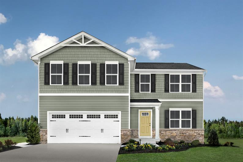 RYAN HOMES AT EVERGREEN – NEW HOMESITES RELEASED EACH MONTH