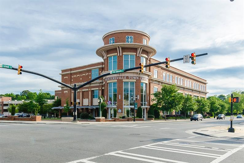 Downtown Huntersville Has Lots to Offer