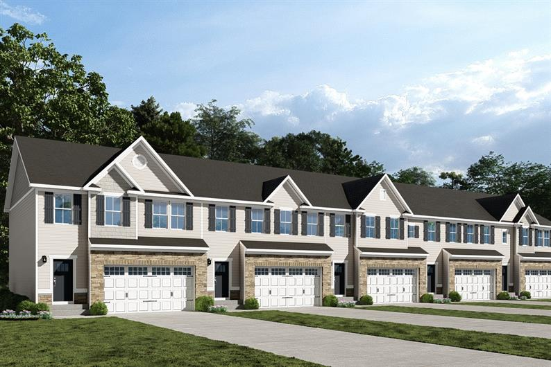 Best Priced New Homes in the Cox Mill School District. From Upper $300s