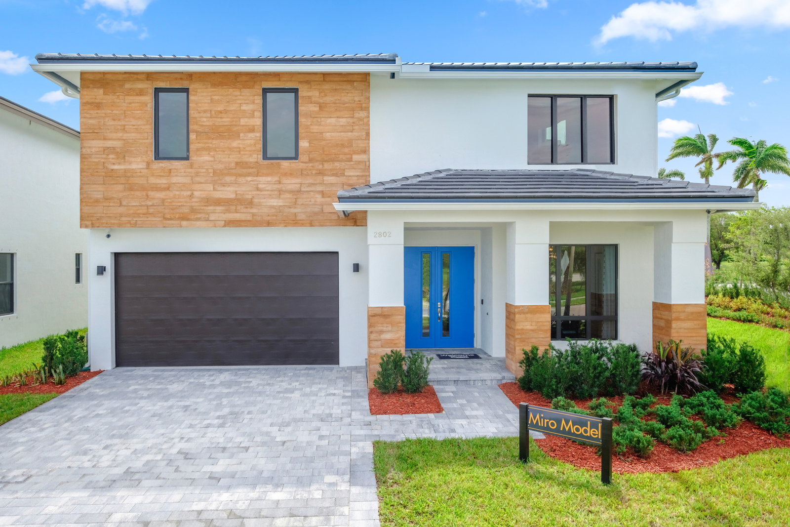 Fantastic New Homes For Sale At One Palm In Homestead Fl Within The Home Interior And Landscaping Elinuenasavecom