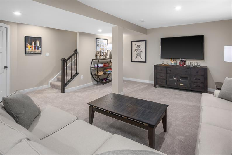 Full Finished Basements - Included!