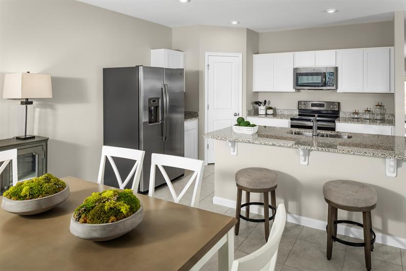 Dine in Style at Ryan Homes at Orchid Terrace