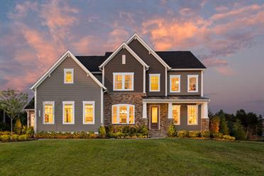 New Luxury Homes For Sale At Westmoore In Ashburn Va