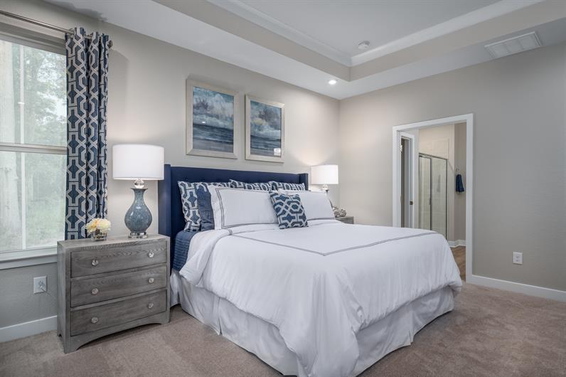 First floor owner's suites