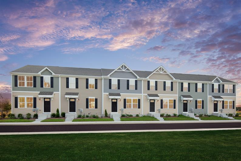 READY TO CALL THORNTON GROVE TOWNHOMES HOME?