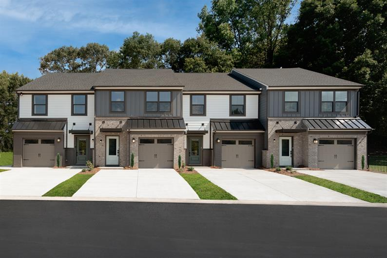 Own a new, modern, low-maintenance townhome at the best value in the heart of Mauldin.