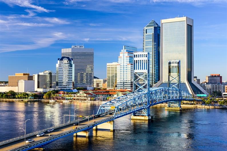 THE PERFECT JACKSONVILLE LOCATION, CONVENIENT TO EVERYTHING