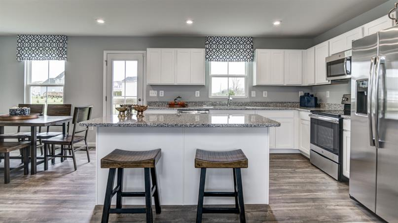 OPEN CONCEPT KITCHEN WITH ALL APPLIANCES ARE INCLUDED