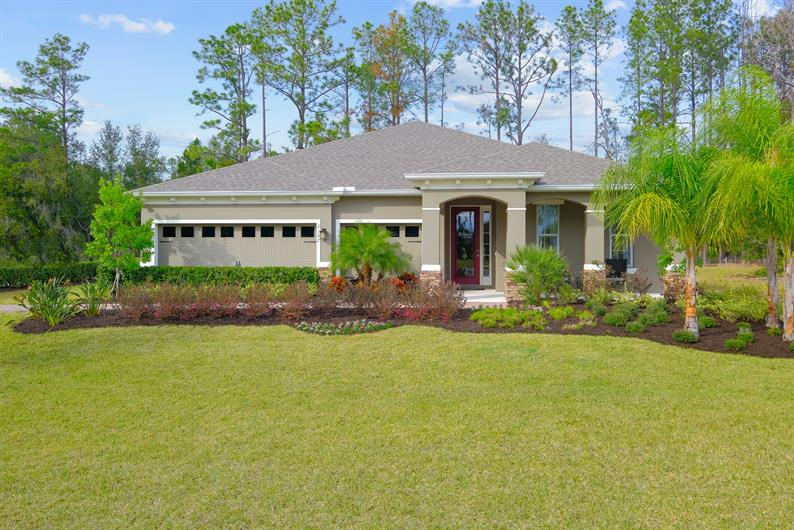 New Single-Family Homes in Pasco County