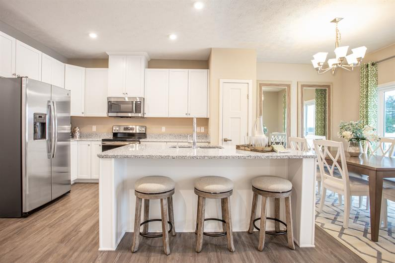 Envision Saturday mornings in a kitchen like this!